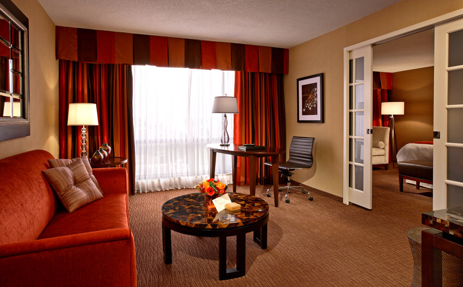 The Prince George Hotel Photo Gallery Executive Suite